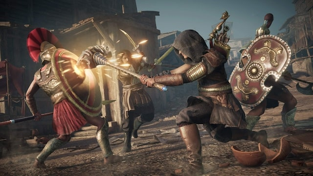 assassin's creed odyssey ps4 review