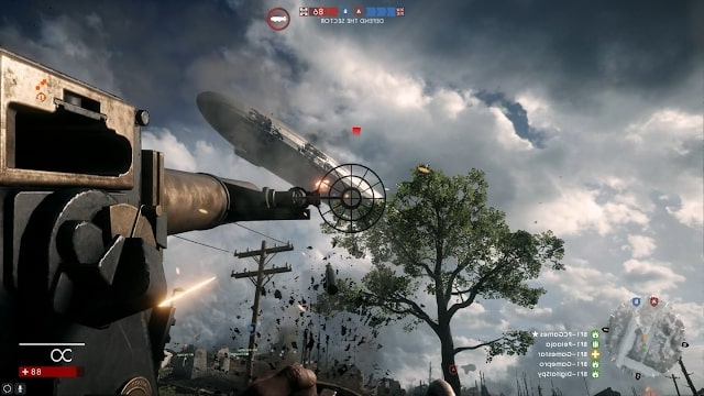 battlefield 1 ps4 review