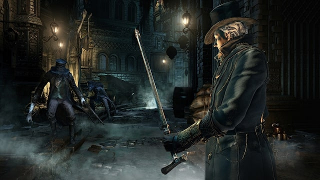 bloodborne ps4 review