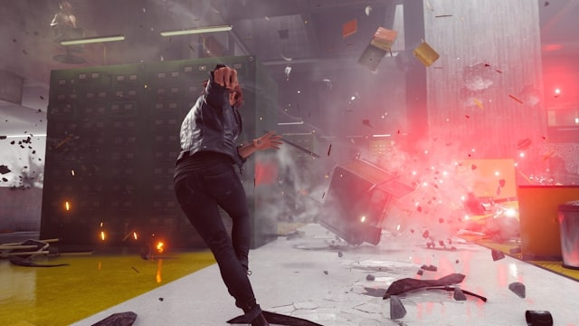 control ps4 game review