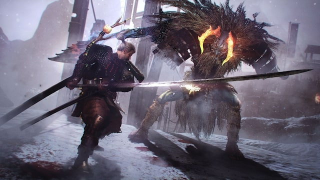 nioh ps4 review