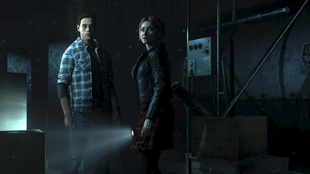 until dawn ps4 review